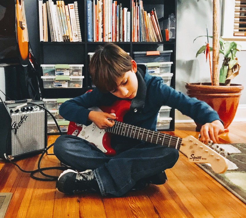 Music Appreciation in Kids - Color Coordination Activities